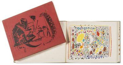 Pablo Picasso, 'A Los Toros avec Picasso, by Jaime Sabartés (Bloch 1014-47; Cramer 113)', 1961