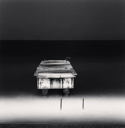 Michael Kenna, 'Disconnected Dock, Nice, Alpes-Maritimes, France', 1997