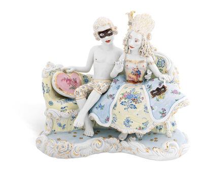 Chris Antemann, 'Masquerade [Courtesy MEISSEN COUTURE® Art Collection.]', 2015