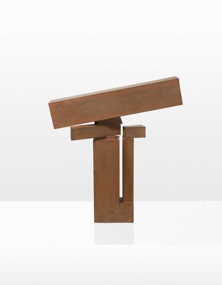 """Marino di Teana, '""""Small canon"""" Development structure', 1981"""