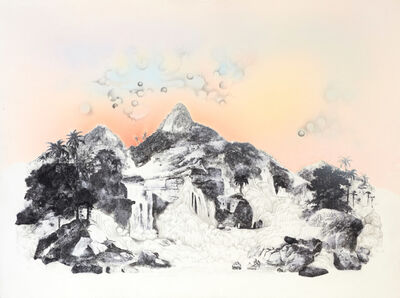 Anouk Mercier, 'And the Falls Unfurled, Overlooked by the Ancient Mountain ', 2016