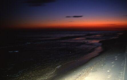 Nan Goldin, 'Sunset On The Beach, Bridgehampton', 2000