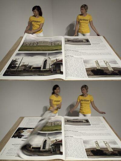 Lisa Anne Auerbach, 'American Megazine #3', 2013