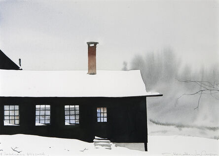 Susan Headley Van Campen, '8 February Blizzard'