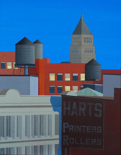 Jeff Goldenberg, 'Printers Rollers', 2018
