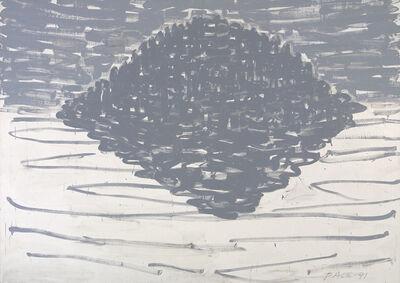 Stephen Pace, 'Island in Fog', 1991