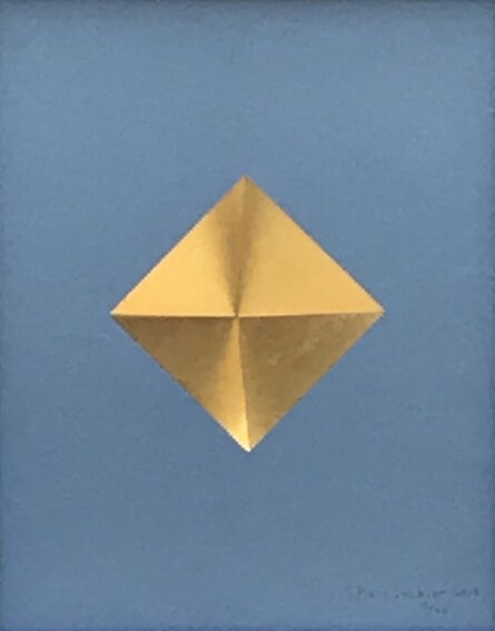 Piers Jackson, 'Golden Apex', 2019