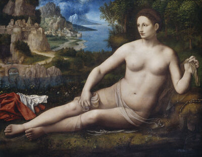 Bernardino Luini, 'Venus', ca. 1530