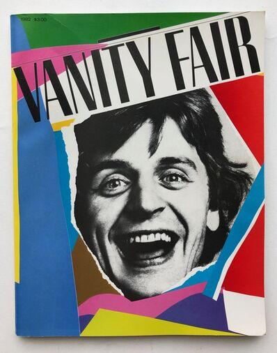 Richard Avedon, 'Vanity Fair prototype ', 1982