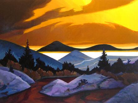 Philip Koch, ' Yellow Arcadia', 2006