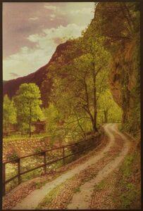 David K Aimone, 'Creekside, Campertogno'