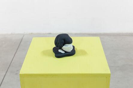 André da Loba, 'Homem cabeça', 2016