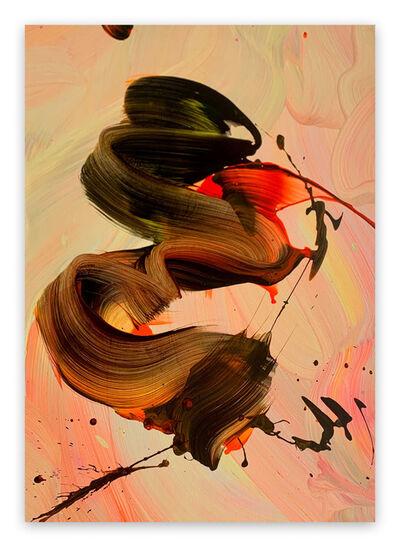 Nikolaos Schizas, 'Dust (Abstract Painting)', 2021