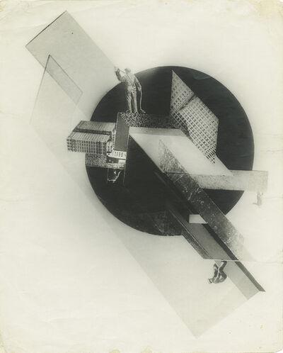 Gustav Klutsis, 'Dynamic City', 1919