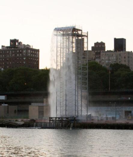 Olafur Eliasson, 'The New York City Waterfalls, Brooklyn Piers', Jun 26, 2008 – Oct 13, 2008
