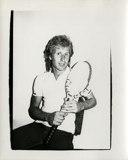 Andy Warhol, 'Vitas Gerulaitis', circa 1977