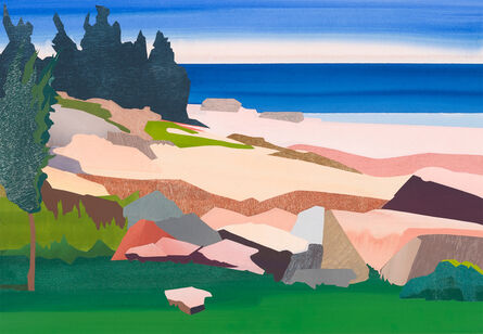 Mary Prince, 'Schoodic Point', 2019