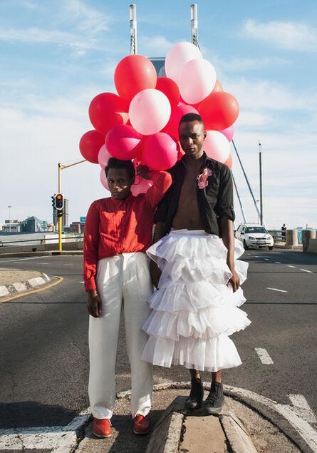 Nonzuzo Gxekwa, 'Life is Beautiful', 2014