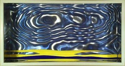 Roy Lichtenstein, 'Seascape (II) from Collection 65', 1965