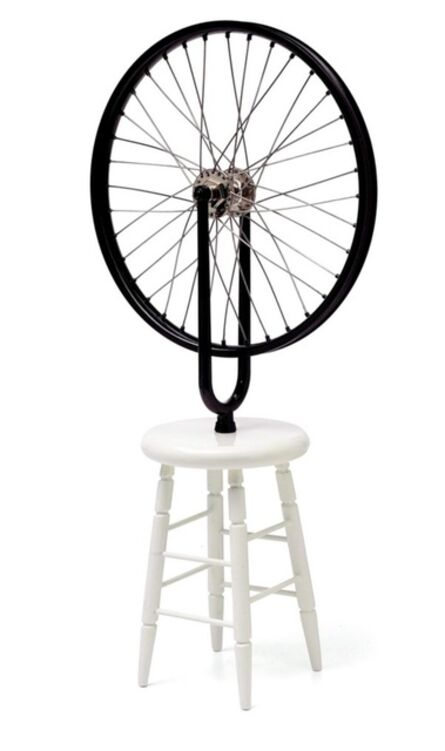 Marcel Duchamp, 'Bicycle Wheel ', 2002