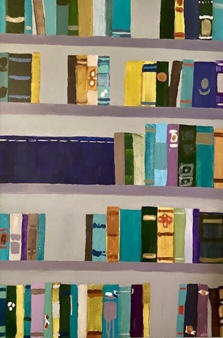 Peter Pezzimenti, 'Bookshelf #5', 2020