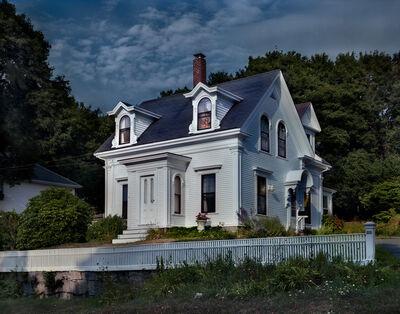 Gail Albert Halaban, 'Hodgkin's House', 2010
