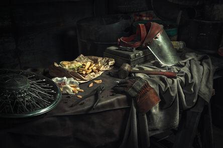 Freddy Fabris, 'The Last Supper - Still Life I - Renaissance Series', 2016