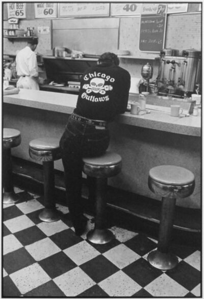 Danny Lyon, 'Jack, Chicago, The Bikeriders Portfolio', 1966