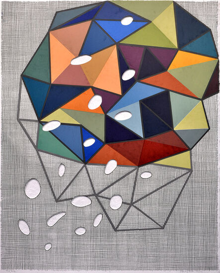 Rodney Carswell, 'geo-2-oon', 2015