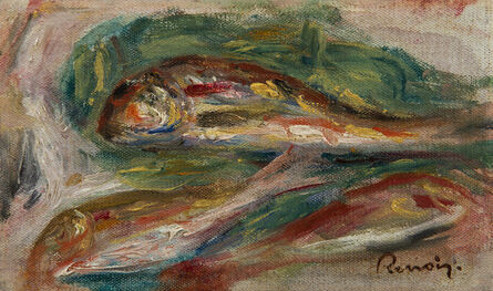 Pierre-Auguste Renoir, 'Rougets - Fragment', ca. 1914