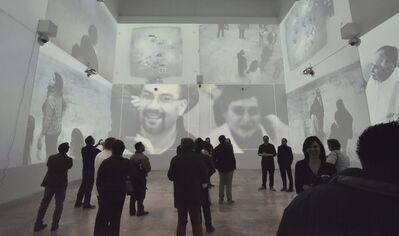 Rafael Lozano-Hemmer, 'Zoom Pavilion', 2016