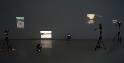 Lotty Rosenfeld, 'Intallation - slideshow'
