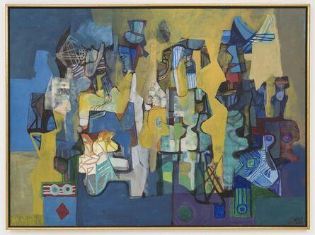 Roberto Burle Marx, 'Guaratiba', 1989