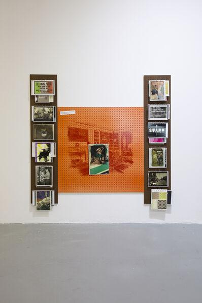 Allen Ruppersberg, 'Sin titulo', 2017