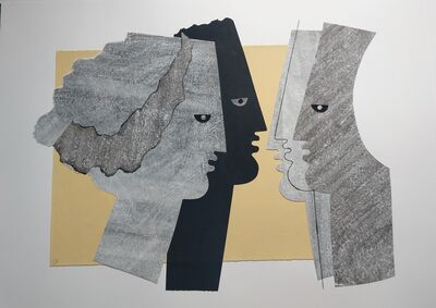 Clare Packer, 'The Long Conversation', 2020