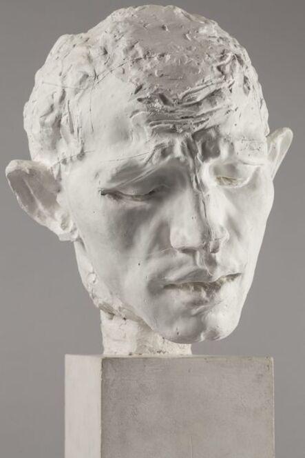 Auguste Rodin, 'Pierre de Wissant, tête type C (Pierre de Wissant, type C head)', c. 1885-1886