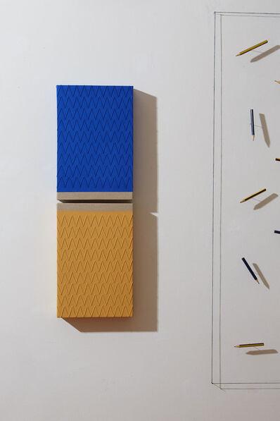 Lorenzo Taini, 'Sea Portion and To Siena', 2017