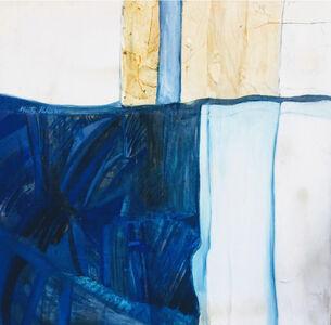Marta Palau, 'Puerta al viento', 1982