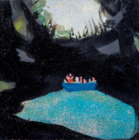 Melora Griffis, 'beyond all boating', 2017