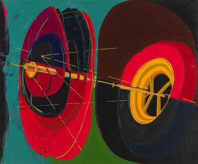 Fu Meijun 付美军, 'Two and a Half Wheels', 2015