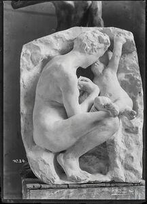 Charles Bodmer, 'Jeune mère à la grotte en plâtre (Young mother in grotto in plaster)', c. 1885