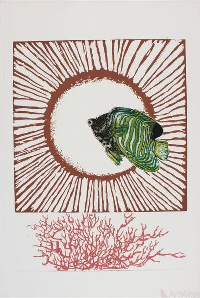 Richard Royce, 'Tropics Composition', (Date unknown)