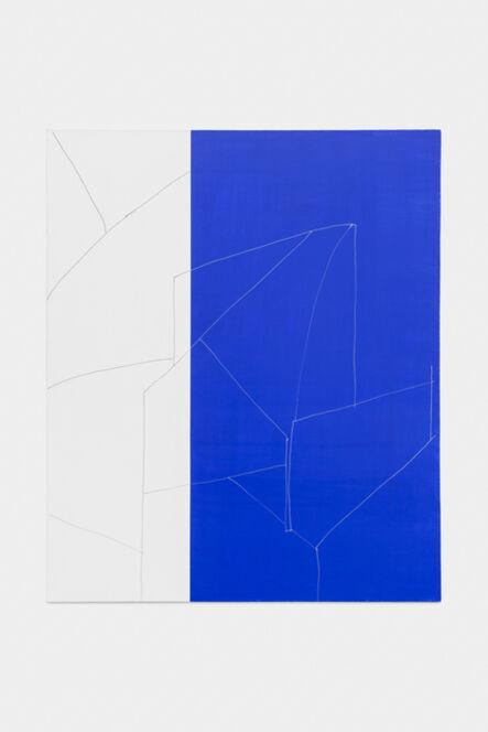 David Diao, 'Barnett Newman: The Cut Up Painting', 2014