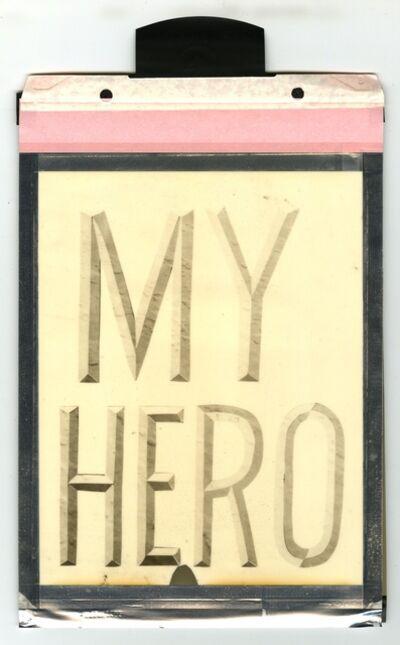 Corey Escoto, 'My Hero', 2016