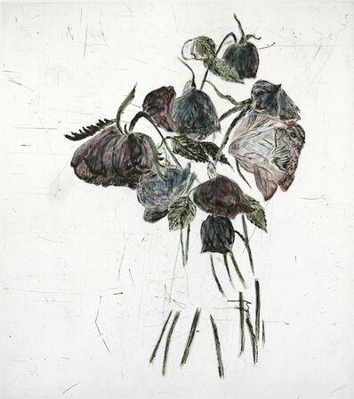 Kiki Smith, 'Touch (Peonies)', 2006