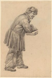 Charles Wesley Jarvis, 'Character Study', 1820s