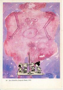 Hank Schmidt in der Beek, 'Collage Nr. 438 (Peanuts/Dubuffet)', 2011