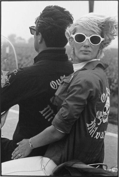 Danny Lyon, 'Memorial day run, Milwaukee, The Bikeriders Portfolio', 1966
