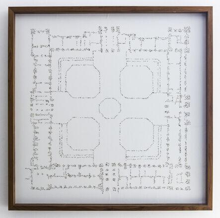 Thomas Feuerstein, 'FLY ROOM / Louvre', 2012