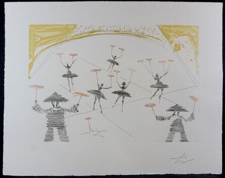 Salvador Dalí, 'Le Cirque Chinois', 1965